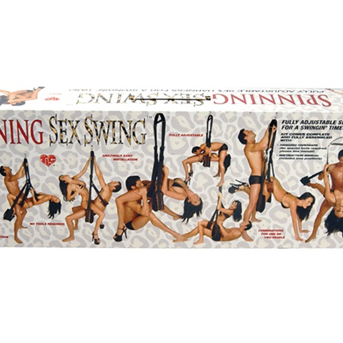 Spinning Sex Swing-Topco-Alt Lifestyle Online Adult Sex Toy Store AU