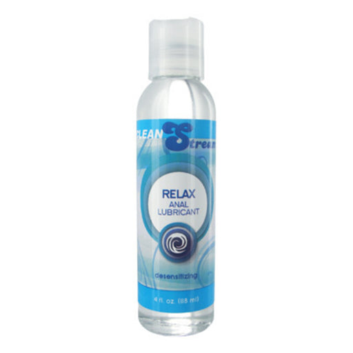 Relax Desensitizing Anal Lube 4oz/118ml-CleanStream-Alt Lifestyle Online Adult Sex Toy Store AU
