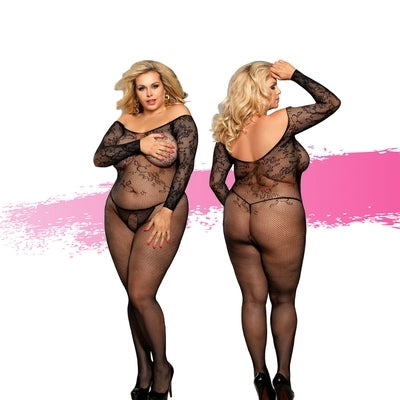 Ashella Lingerie Marla Queen Bodystocking-AAPD-Alt Lifestyle Online Adult Sex Toy Store AU