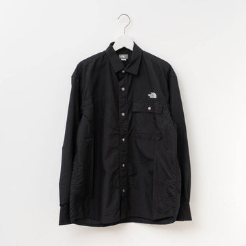 THE NORTH FACE/ L/S Nuptse Shirt