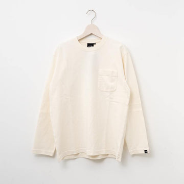 THE NORTH FACE/ L/S Heavy Cotton Tee