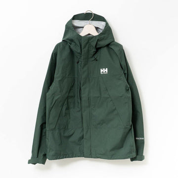 HELLY HANSEN/  Scandza Light Jaket col.BU(ブッシュグリーン)