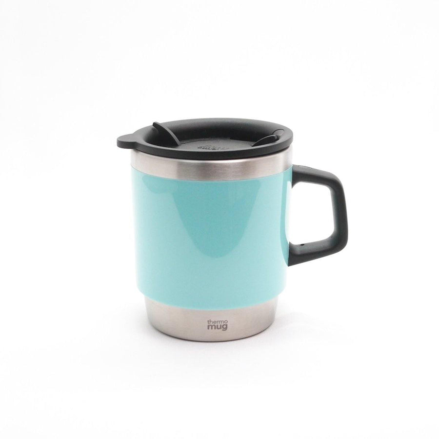 thermo mug/ STACKING MUG ICE BLUE