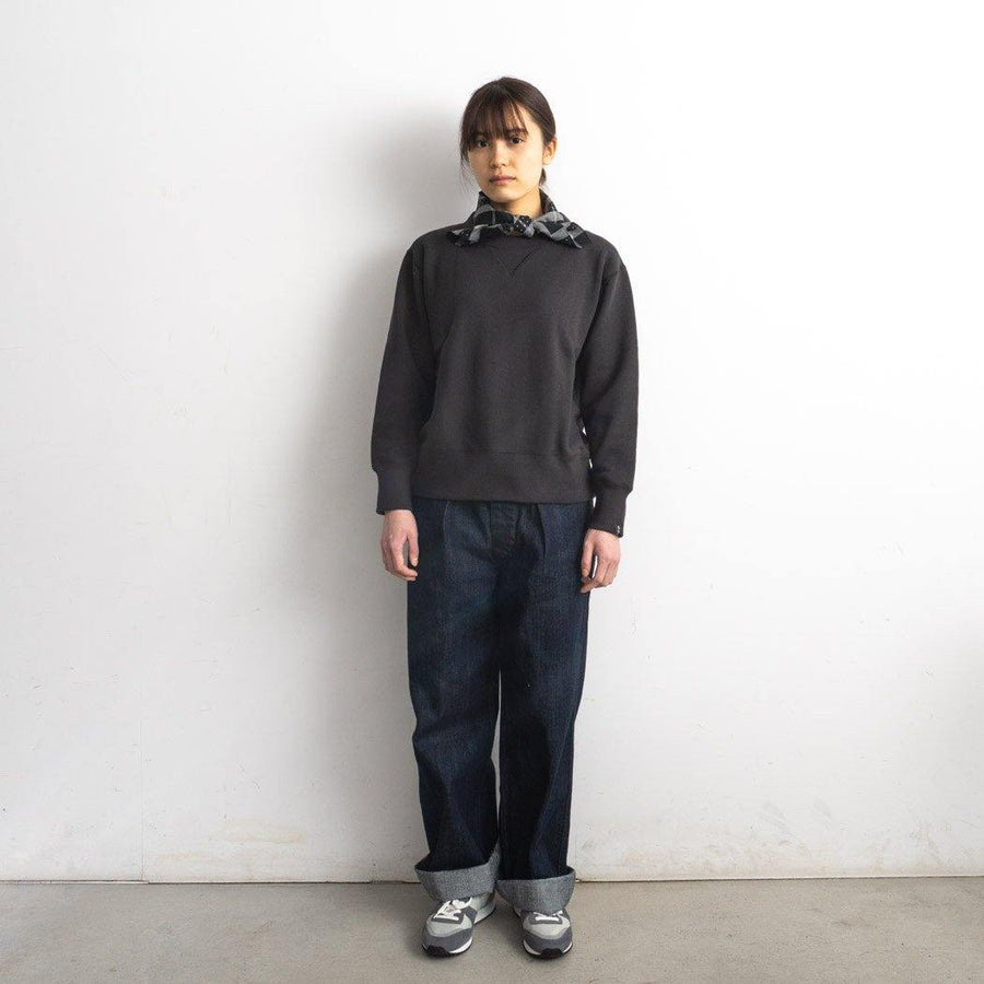MHL./ WOMEN´S LIGHT LOOPBACK COTTON col.GREY