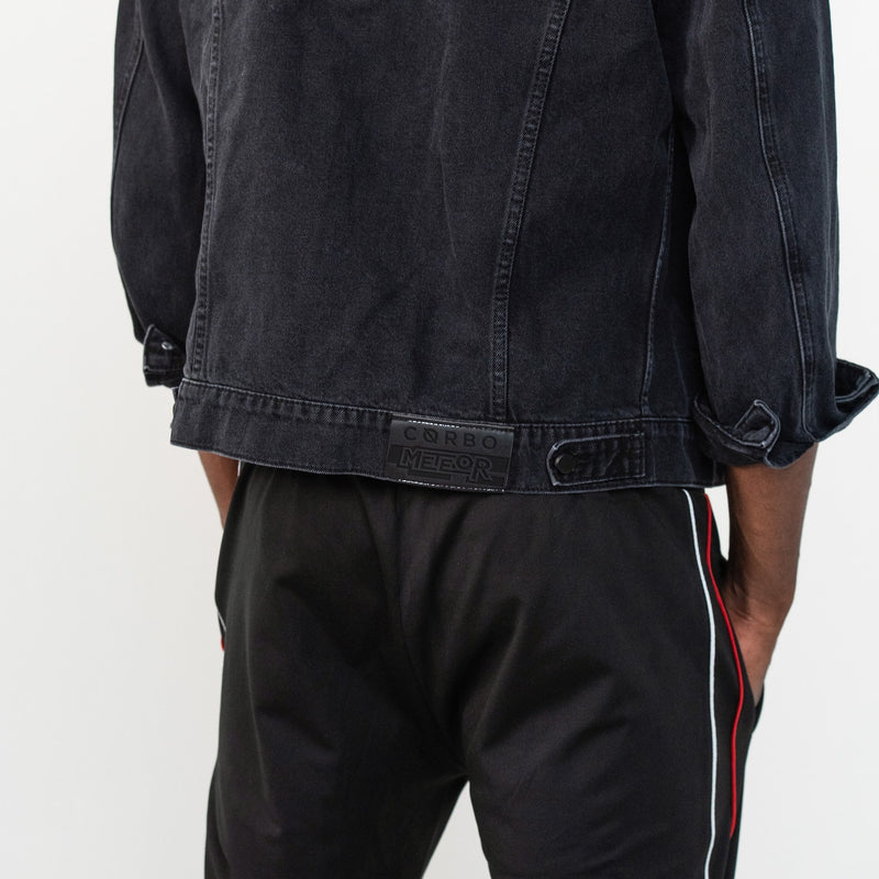 Meteor Denim Jacket Men