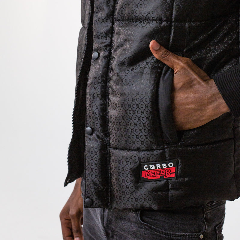 Meteor Padded Down Vest