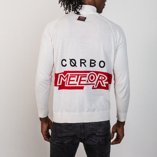 Meteor Knitted Crewneck