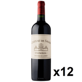 OKiBook - Chateau De Sales 2007, Pomerol, Bordeaux, France - 750ml [12 bottles]