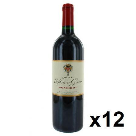 OKiBook - Chateau Lafleur Gazin 2008, Pomerol, Bordeaux, France - 750ml [12 bottles]