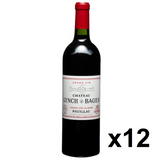 OKiBook - Chateau Lynch Bages 2009, Pauillac 5eme Cru, Bordeaux, France - 750ml [12 bottles]