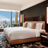 Hotel ICON - Staycation Package with HK$500 F&B Vouchers valid for 3 months after participation date, breakfast for two at The Market, in-room mini-bar and snacks