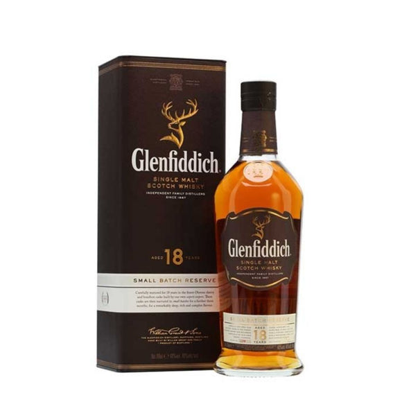 Liquidz - Glenfiddich 18 Years Single Malt Scotch Whisky - 700mL