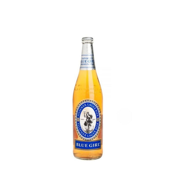Liquidz - Blue Girl Beer 24 Bottles 330ml