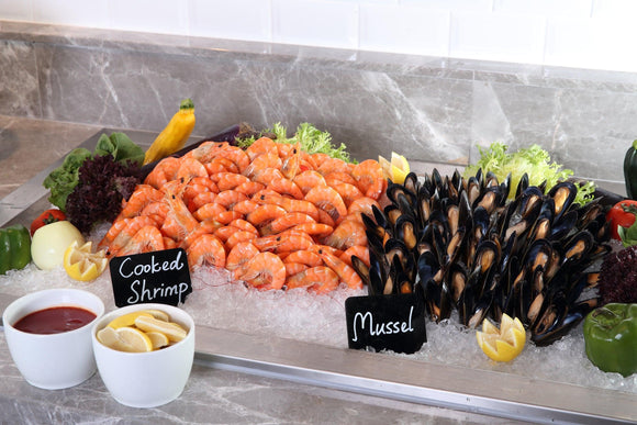 Pentalounge | Pentahotel Hong Kong, Tuen Mun - Summer Weekend Seafood Dinner Buffet
