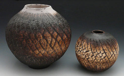 Baltic Raku - Obvara... How Beautiful!!