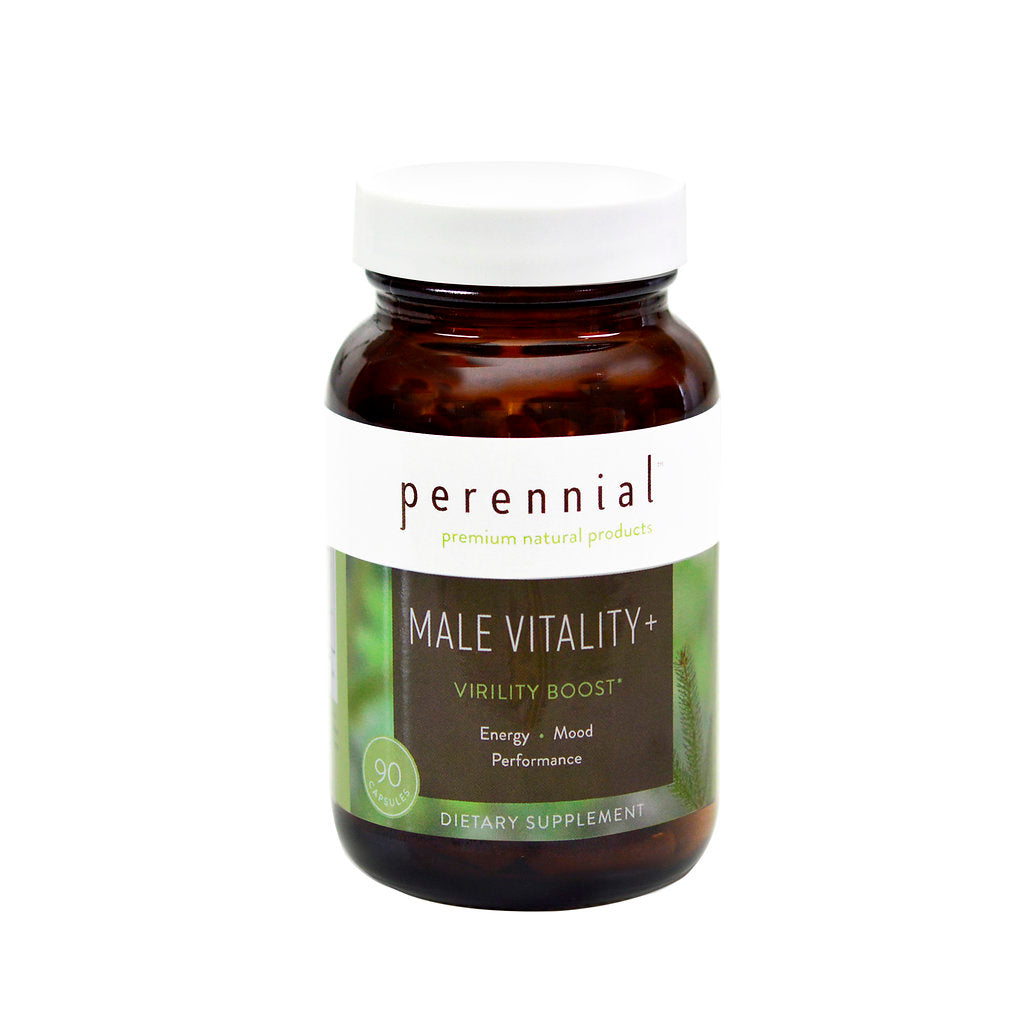 Male Vitality Plus: Virility Boost Formula