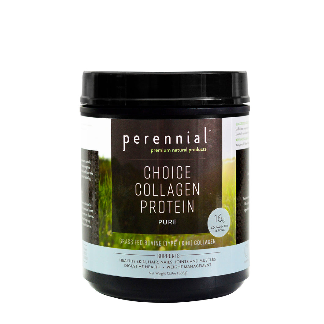 Choice Collagen Protein: Pure