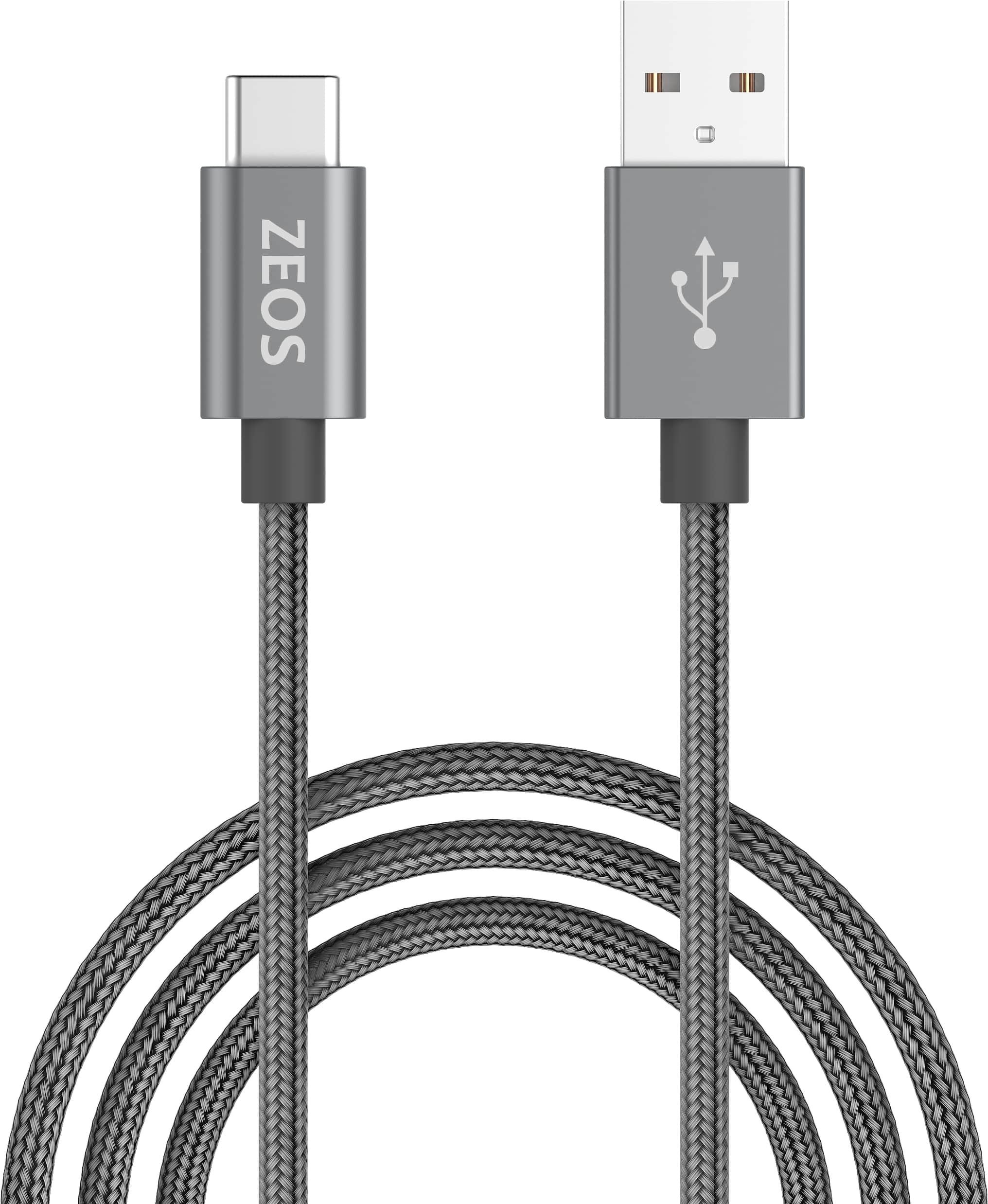 ZEOS PREMIUM LIGHTNING TO USB CABLE