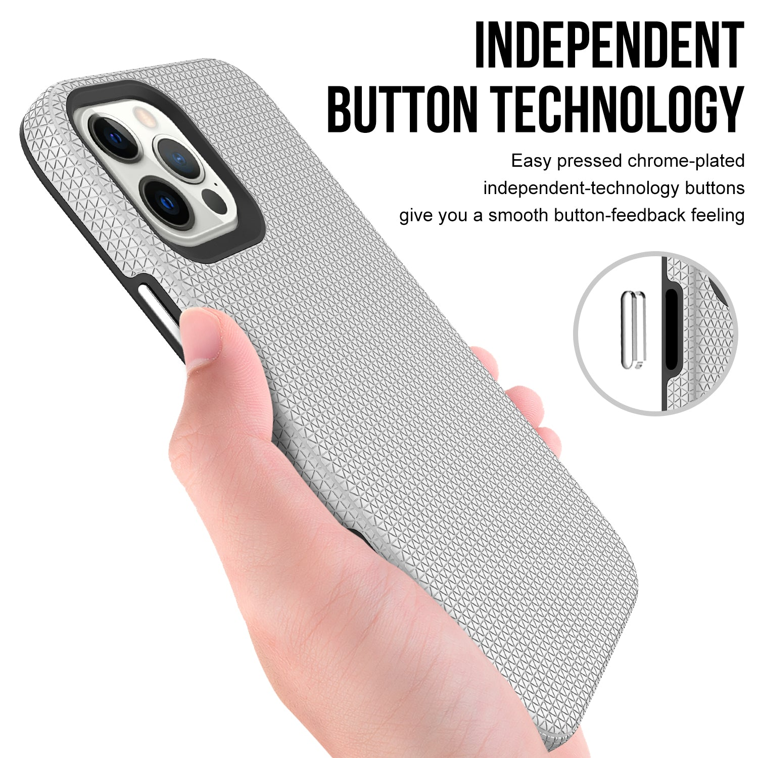 ZEOS Sphinx Dual Layer Case for iPhone 12 Pro Max
