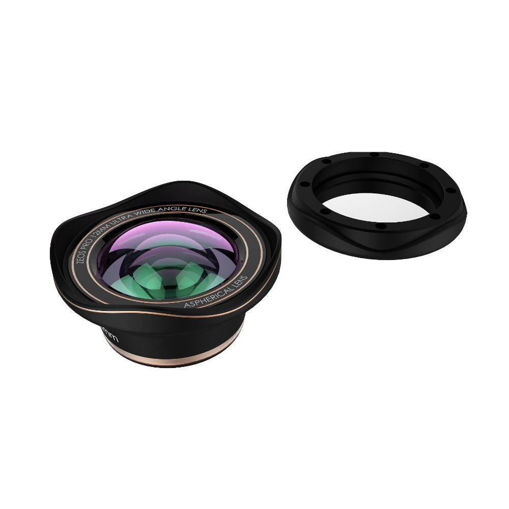 ZEOS Pro12mm Aspherical Lens