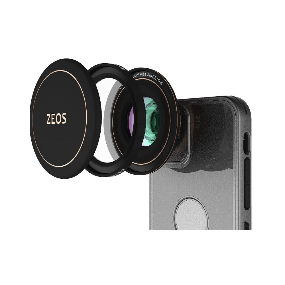 ZEOS Pro Magnetic 18mm Wide Angle Lens