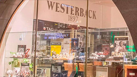 Westerback 1897, one of the official retailers for Voutilainen x Leijona watches