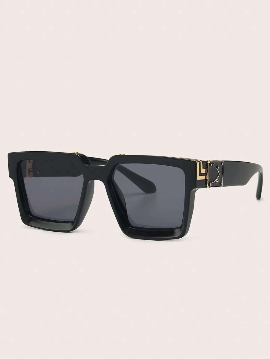 Thick Square Fashion Sunglasses