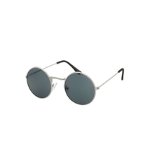 Load image into Gallery viewer, Fashion Metal Round Unisex Sunglasses