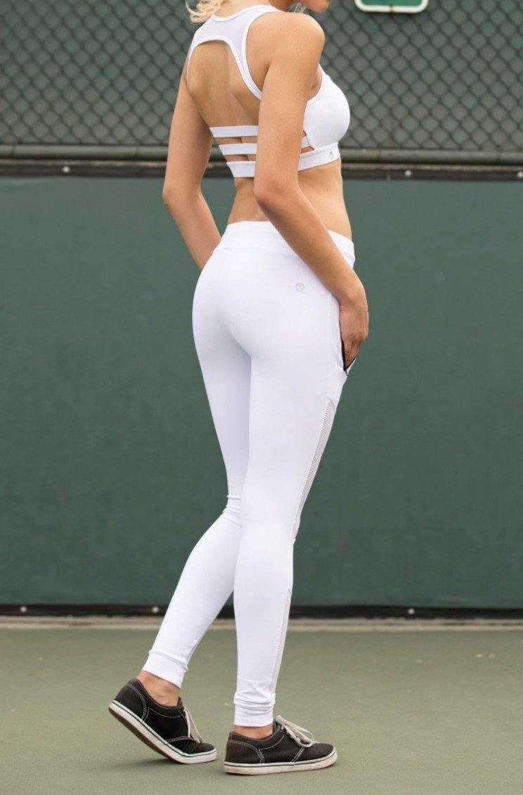 Snow White Jogger Set