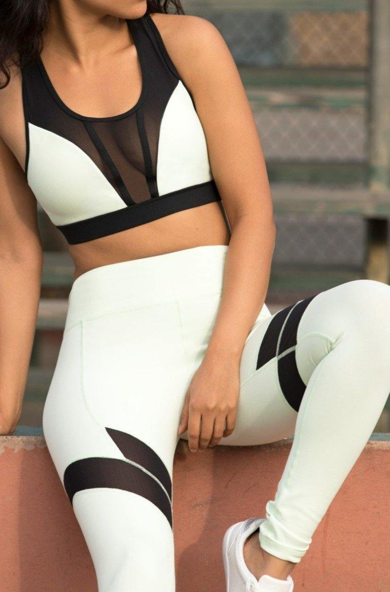 Stunning Mesh Gym Set