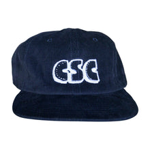Load image into Gallery viewer, Corduroy OG Logo 6 Panel (Dark Navy)