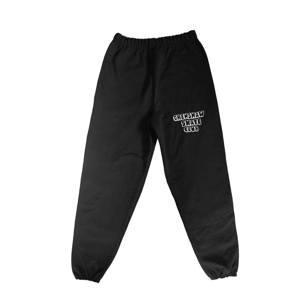 OG Logo Sweats (Black)