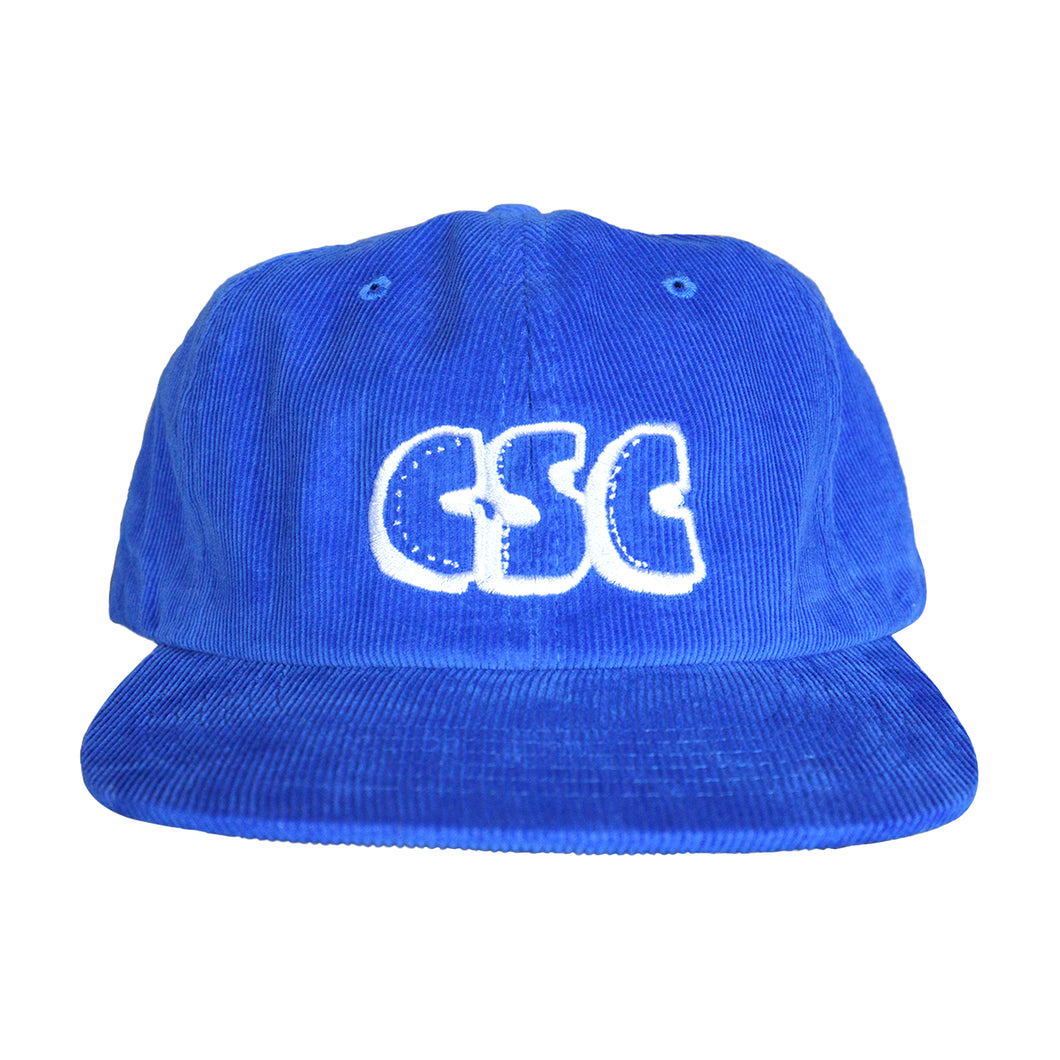 Corduroy OG Logo 6 Panel (Royal)