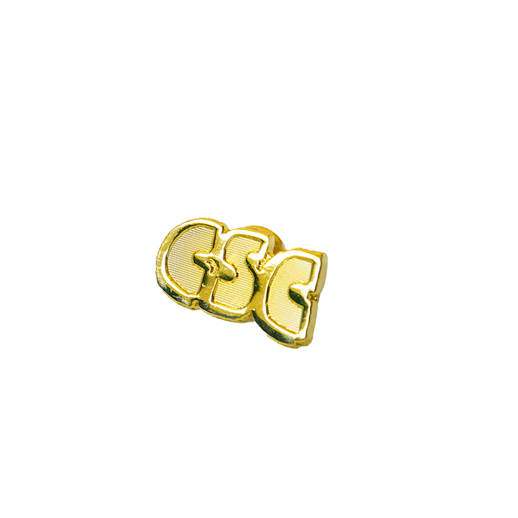 Gold OG Logo Pin
