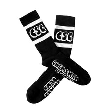 Load image into Gallery viewer, OG Logo Socks (Black)