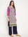 Rama's women Digital printed crepe straight kurta