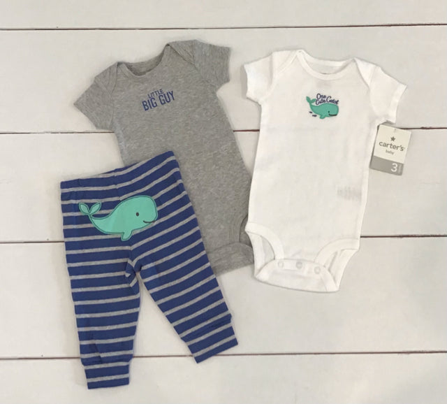Carter's Size 3M 3pc. Outfit