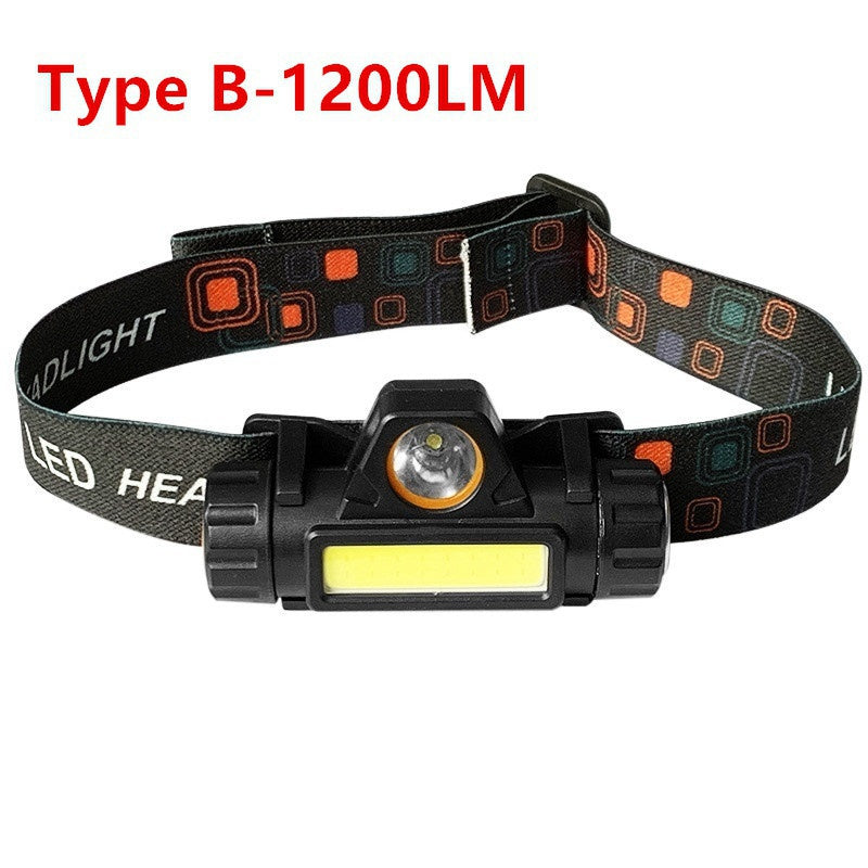 Best Headlamps 2021 New Upgraded Super Bright LED Headlamp 999,900,000,000 Lumen IMPROVED Cree Led,4 Modes Headlight Battery Powered Helmet Light,Charging equipment and Batteries Included Best Headlight for Camping, Running, Outdoors, Emergency Light, Bat