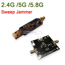 Load image into Gallery viewer, WiFi Sweep Jammer Development Board