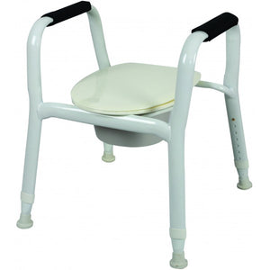 Over Toilet Chair - Aluminium (HBA406)