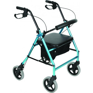 Rollator - Light Touch Brakes - Short (BR202-X)