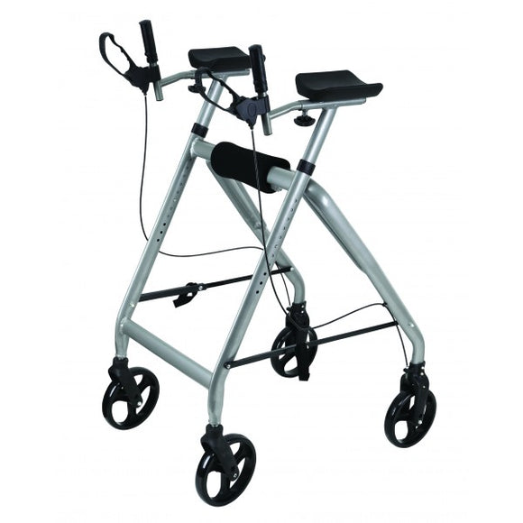 Gutter Arm Rollator - Heavy Duty (BRO212)