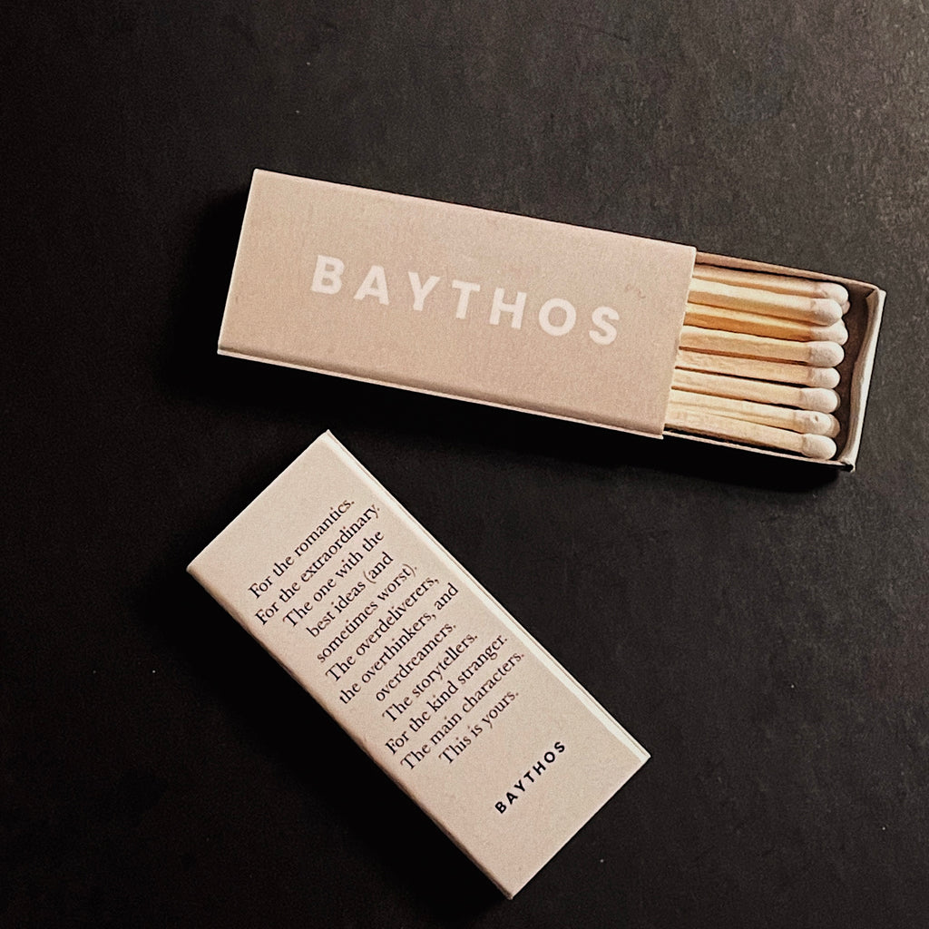 baythos candle matches