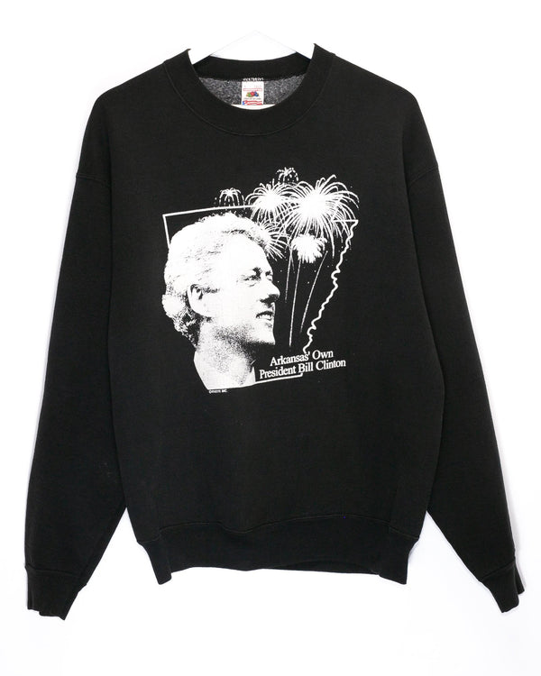 Vintage Bill Clinton Jumper <br> (L)