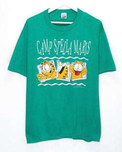 Vintage Garfield T-Shirt <br> (L/XL)