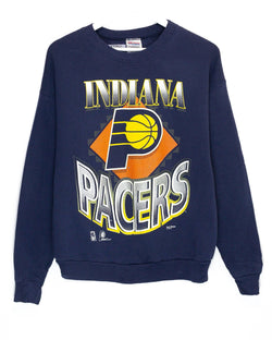 Vintage Indiana Pacers NBA Jumper <br> (M)