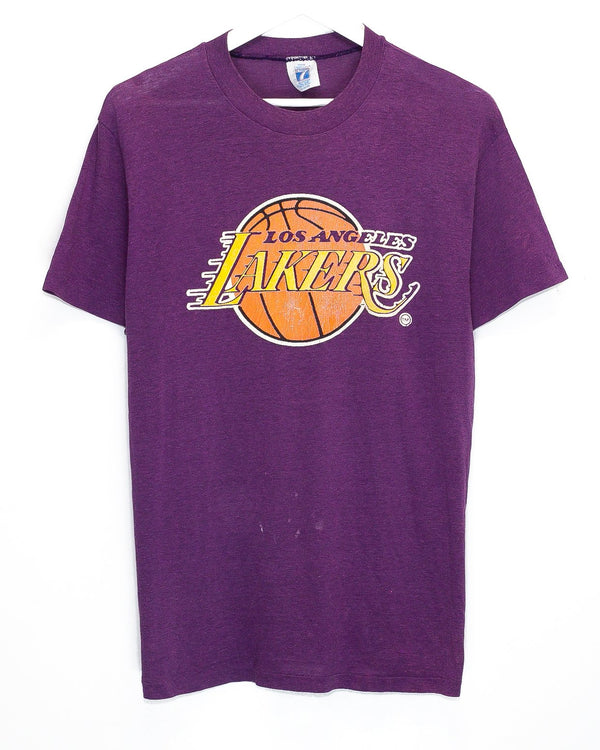 Vintage Los Angeles Lakers NBA 50/50 T-Shirt <br> (L)