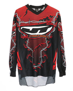 Vintage Paintball Motocross Jersey T-Shirt <br> (M)