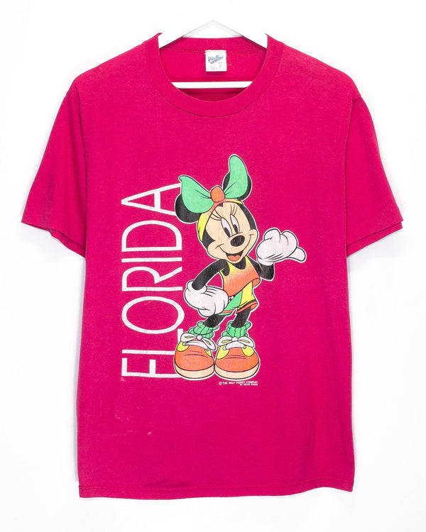 Vintage Mickey Mouse Florida T-Shirt <br> (M)