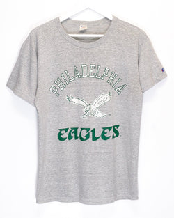 Vintage Philadelphia Eagles Champion T-Shirt <br> (M)